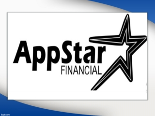 Appstar Financial - Well-Known Organizations That Actually Deal with Credit and Debit Card Processing