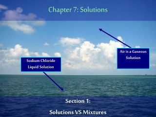 Chapter 7: Solutions