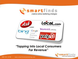 Local Business Listing at SmartFinds Local Listings