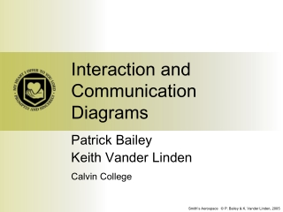 Interaction and Communication Diagrams