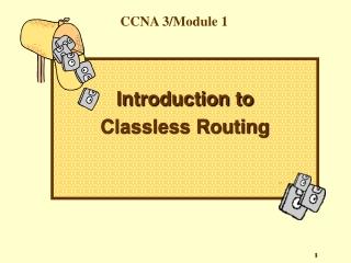 CCNA 3/Module 1
