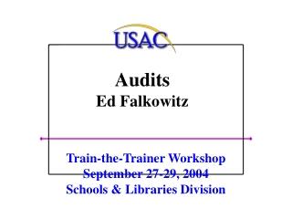 Audits  Ed Falkowitz