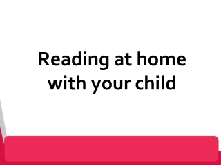 Reading at home with your child