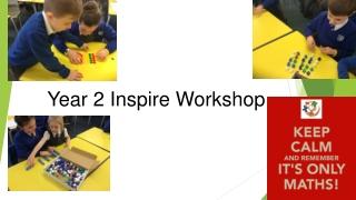 Year 2 Inspire Workshop