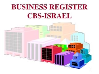 BUSINESS REGISTER CBS-ISRAEL
