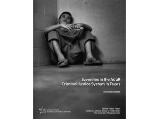 Juvenile Sentencing Options in Texas