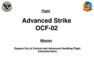 Advanced Strike OCF-02