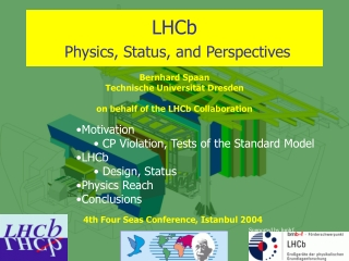 LHCb Physics, Status, and Perspectives