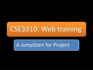 Introduction to Website development