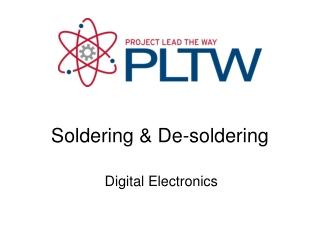 Soldering & De-soldering