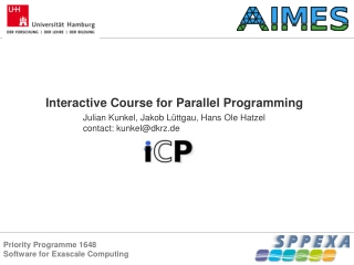 Interactive Course for Parallel Programming