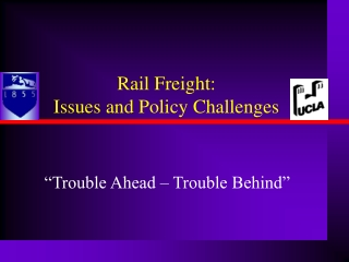 """""""Trouble Ahead – Trouble Behind"""""""