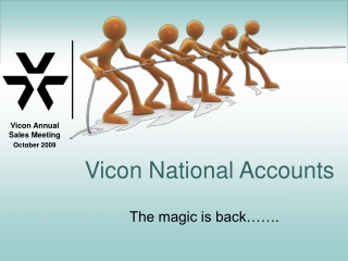 Vicon National Accounts