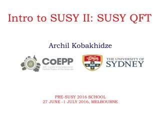 Intro to SUSY II: SUSY QFT