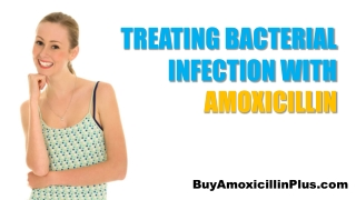 Treating Bacterial Infection With Amoxicillin