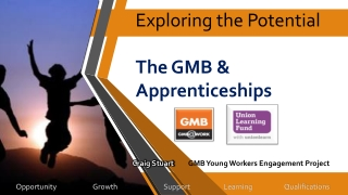 Exploring the Potential The GMB & Apprenticeships