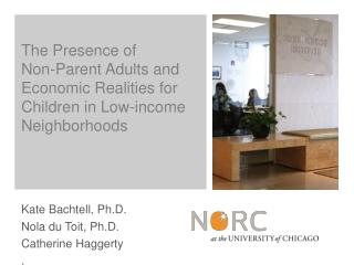 Kate  Bachtell , Ph.D. Nola du  Toit , Ph.D. Catherine Haggerty .