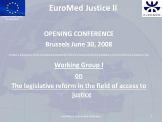 EuroMed Justice II