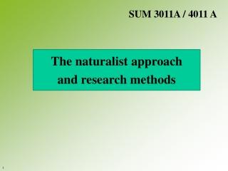 SUM 3011A / 4011 A
