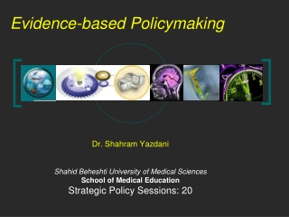 Evidence-based Policymaking