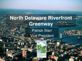 North Delaware Riverfront Greenway