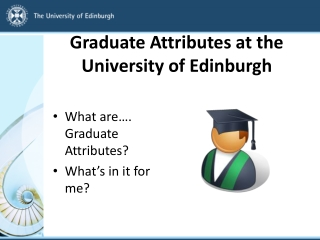 Graduate Attributes at the University of Edinburgh