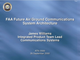 ATN-2000  26 September 2000
