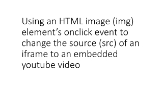 Start an HTML file, give it a title and header, then Save it.