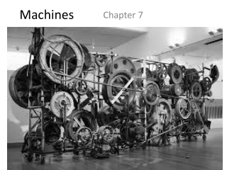 Why we use machines