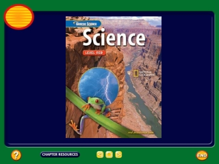 Chapter:  Ecology
