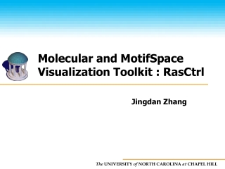 Molecular and MotifSpace Visualization Toolkit : RasCtrl
