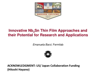 ACKNOWLEDGMENT: US/ Japan Collaboration Funding (Hitoshi Hayano)