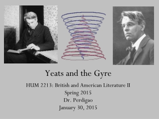 Yeats and the Gyre