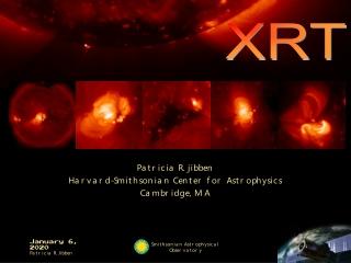 Patricia R. jibben Harvard-Smithsonian Center for Astrophysics Cambridge, MA