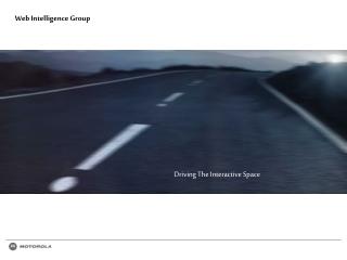 Web Intelligence Group