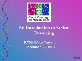 An Introduction to Ethical Reasoning