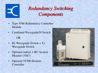 Redundancy Switching Components