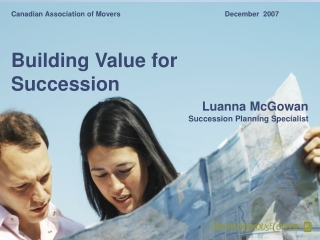 Canadian Association of MoversDecember  2007
