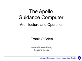 The Apollo Guidance Computer