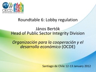 Santiago de Chile 12-13 January 2012