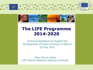 The LIFE Programme 2014-2020
