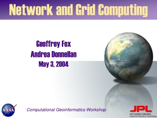Network and Grid Computing