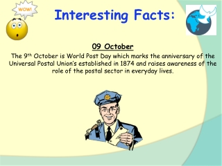 Interesting Facts: