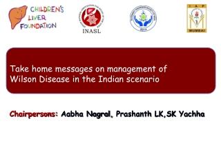 Chairpersons:  Aabha Nagral,  Prashanth  LK,SK  Yachha
