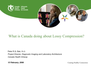 What is Canada doing about Lossy Compression?