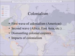 Colonialism