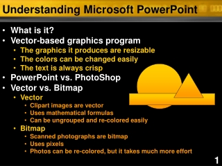 Understanding Microsoft PowerPoint