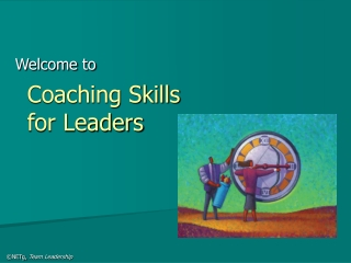 Coaching Skills  for Leaders