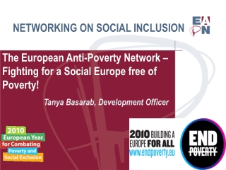 NETWORKING ON SOCIAL INCLUSION