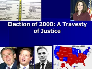 Election of 2000: A Travesty of Justice
